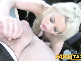 Sultry Sienna Day in his back sit goes wild