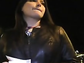 Fucked bitch in public filmed on POV