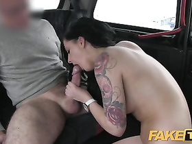 She masturbates her cunt and sucks his prick